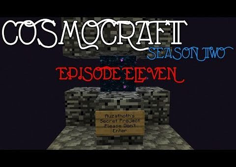"Cosmocraft ⁜ Episode 11 ⁜ ""Map Ref 41°n 93°w"" ⁜ A Minecraft 1.13.2 Let's Play"