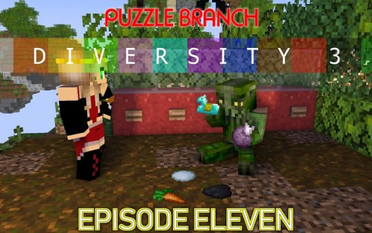 Minecraft ▩ Diversity 3 ▩ Episode 11 ▩ A love for puzzles