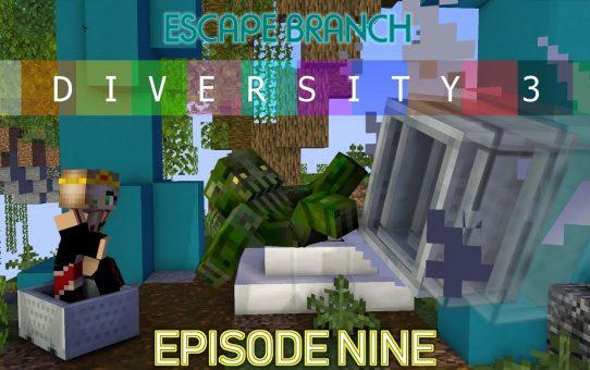 Minecraft ▩ Diversity 3 ▩ Episode 9 ▩ Blown away
