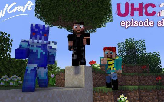 LyfCraft 💙 UHC 2 ⚔ Episode Six