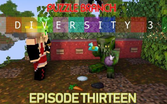 Minecraft ▩ Diversity 3 ▩ Episode 13 ▩ Diamond geezer