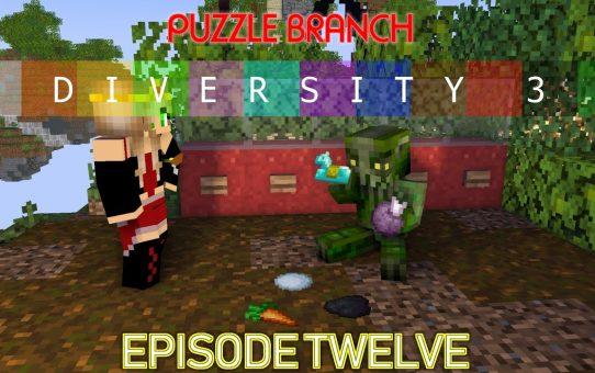 Minecraft ▩ Diversity 3 ▩ Episode 12 ▩ An ear for music