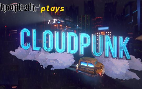Cloudpunk ¦ Fall Guys ¦ Livestream Replay ¦ 2020/08/14