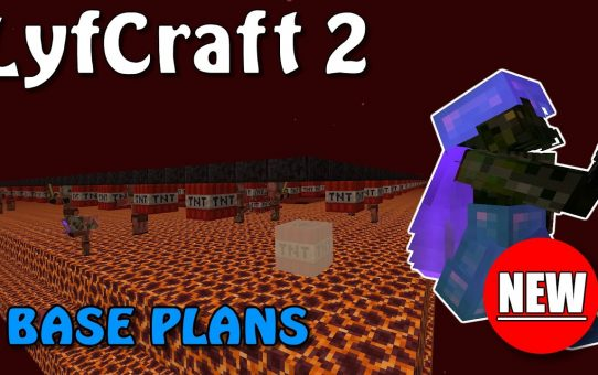 Lyfcraft 2 ❤️ Base Plans ❤️ Episode Eight