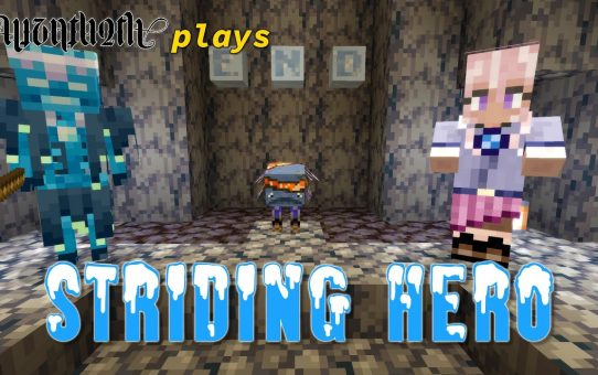 Striding Hero ☃ Minecraft Map