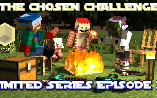 Minecraft ◆ The Chosen Challenge ◆ Episode 3 of 5 ◆ Off With a Bang