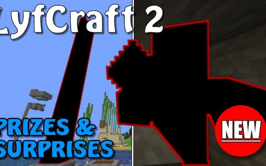 Lyfcraft 2 ❤️ Prizes & Suprises ❤️ Episode Twenty-Two