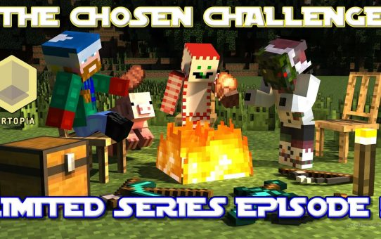 Minecraft ◆ The Chosen Challenge ◆ Episode 5 of 5 ◆ Day of the Dead