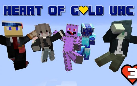 Heart of Gold UHC 🛡 Episode Three