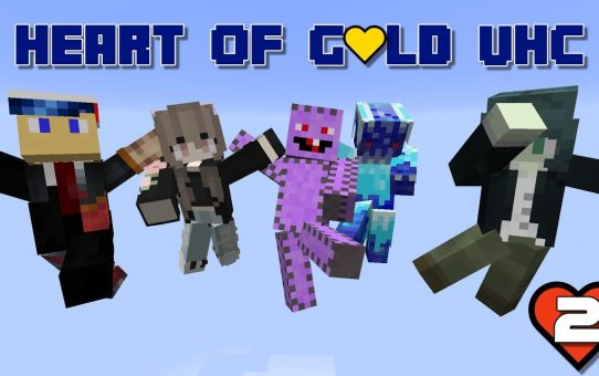 Heart of Gold UHC 🛡 Episode Two