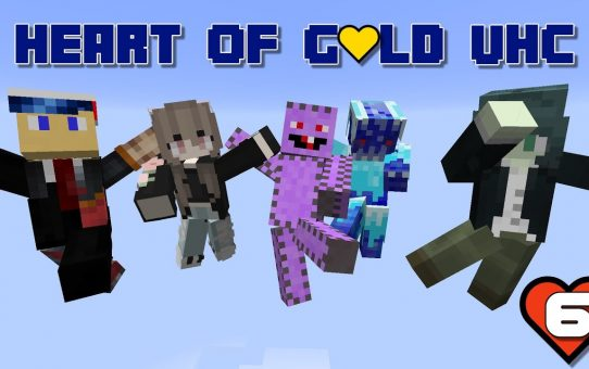 Heart of Gold UHC 🛡 Episode Six