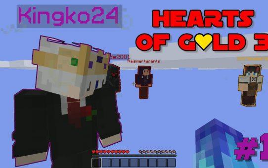 Hearts of Gold 💜 Season 3 💜 Episode 1 💜 Team Royalty