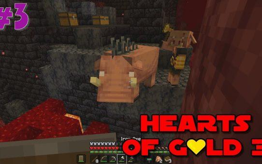 Hearts of Gold 💜 Season 3 💜 Episode 3 💜 Going Deeper