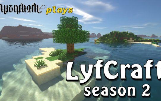Lyfcraft ❤️ Cinnamon Rolls for Dinner ❤️ 2021/02/21