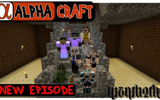 The Mansion Project × Episode 002 × Alphacraft Season 3