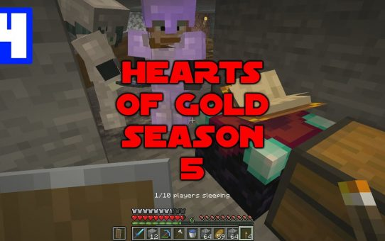 Hearts of Gold UHC Season 5 💛 Episode Four