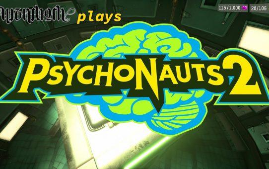 Psychonauts 2 - Still Putting Ford Cruller back together
